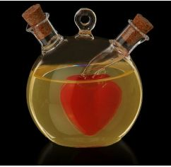 "Сосуд ""Сердце в шаре"""