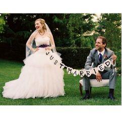 "Гирлянда ""Just Married"""
