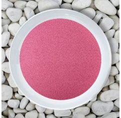 Розовый песок для песочной церемонии