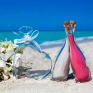 Сосуды для песочной церемонии