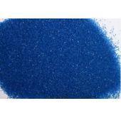 Синий песок для песочной церемонии 250мл