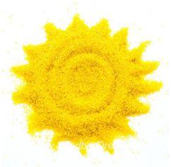 Желтый песок для песочной церемонии 250 мл